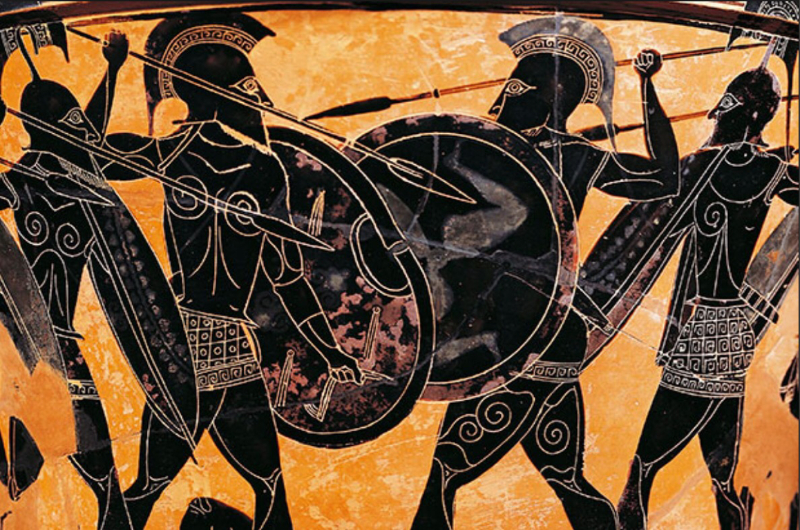 thesis on sparta Trace major events of the battle at thermopylae and understand the significance of the conflict compare the leaders and the armies of the greeks and the persians and understand what they reveal about ancient greek and persian culture.