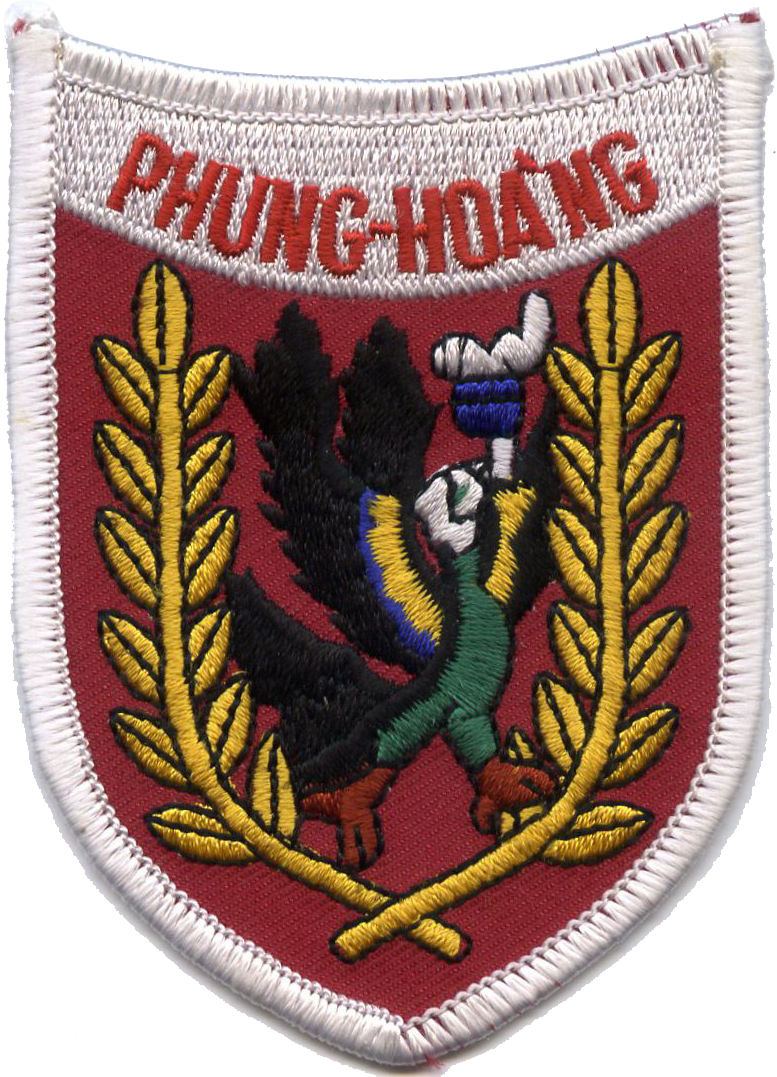 Unissued Patch for the Phoenix Program (Wikimedia)