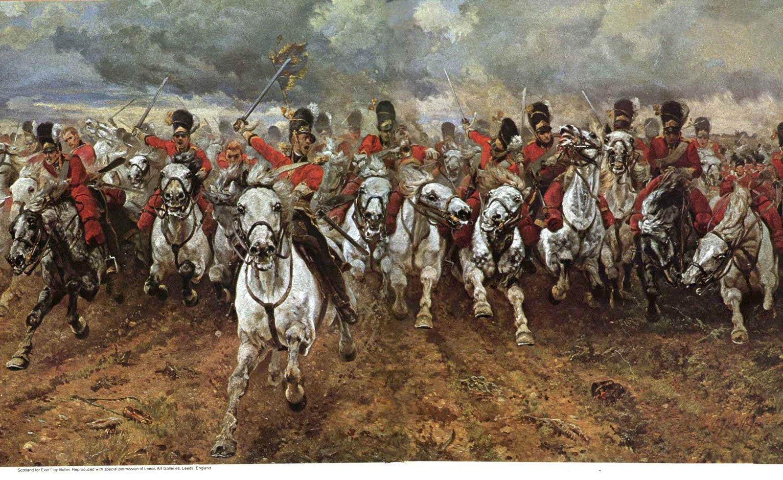 Image result for charge of the light brigade pics