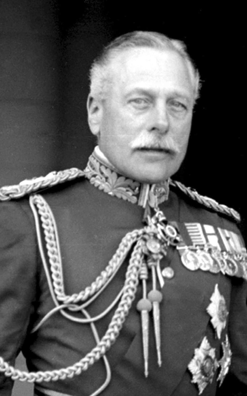 Field Marshal Douglas Haig, Commander in Chief of British Forces on the Western Front in World War I (The Telegraph)