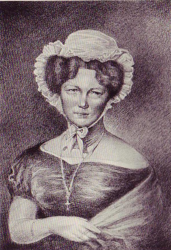 Marie von Clausewitz (Wikimedia)