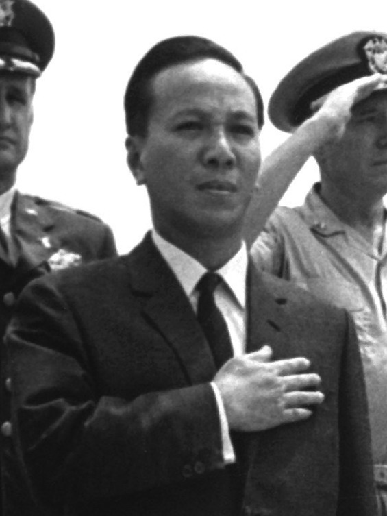 Nguyen Van Thieu (U.S. Government Photo)