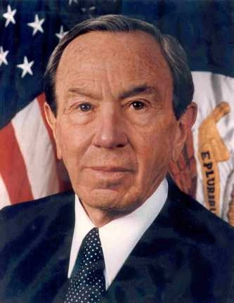 Former Secretary of State Warren Christoper (Department of State Photo)