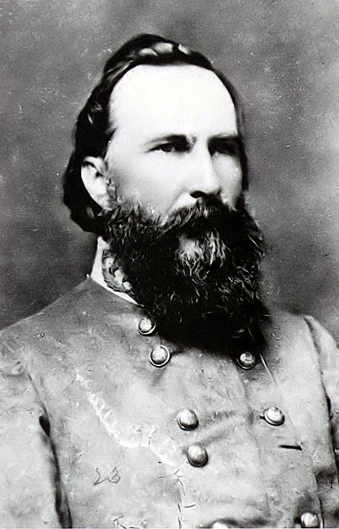 Lieutenant General (CSA) James Longstreet (Wikimedia Commons)