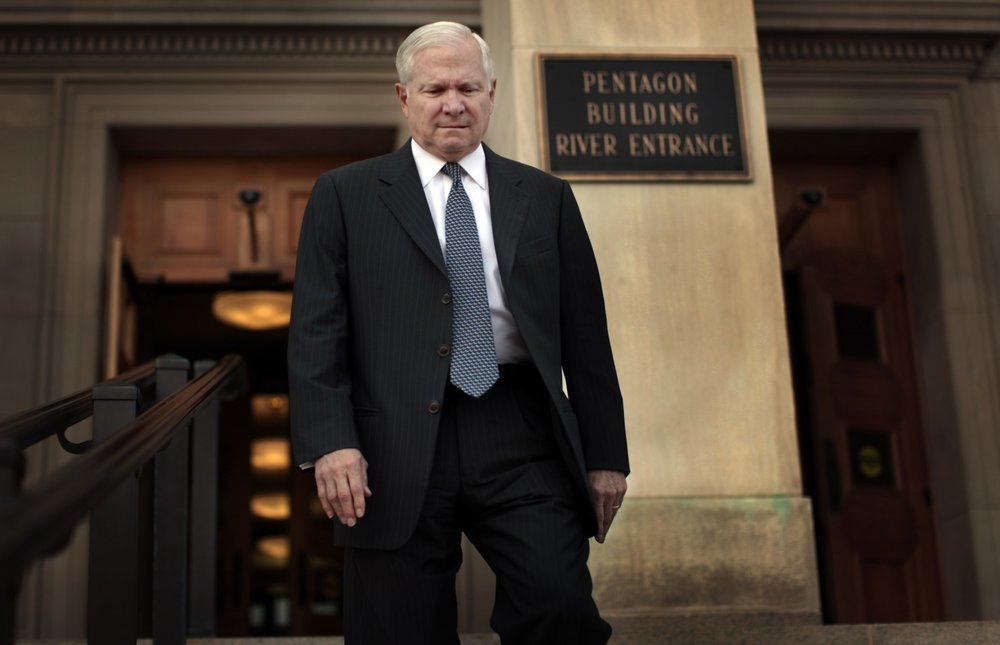Former Secretary of Defense Robert Gates (Washington Post)