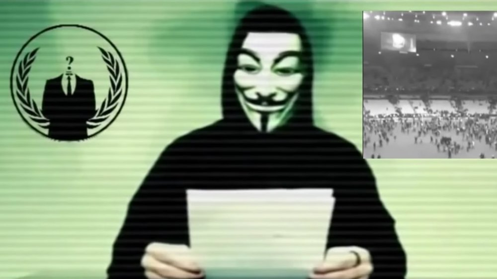 Anonymous pledges cyber attacks against ISIS (YouTube)