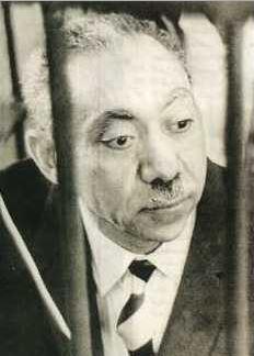 Sayeed Qutb on trial in Egypt (Wikimedia)