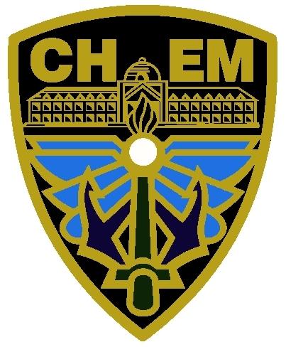 Logo of the Centre des Hautes Etudes Militaires