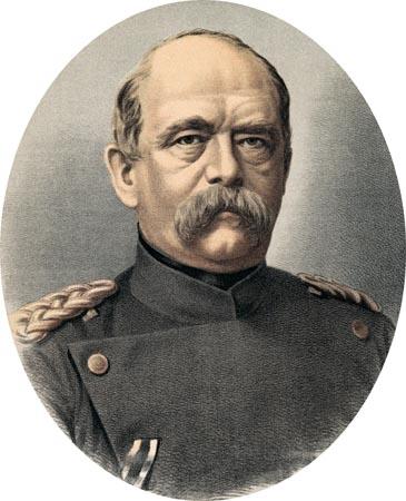 German chancellor and Prime Minister Otto von Bismarck (Encyclopedia Britannica)