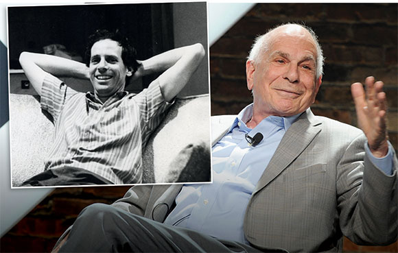 Amos Tversky, left, who died in 1996 and Daniel Kahneman, who won a Nobel Prize in 2002 (Sean Gallup/Getty Images/Barbara Tversky)