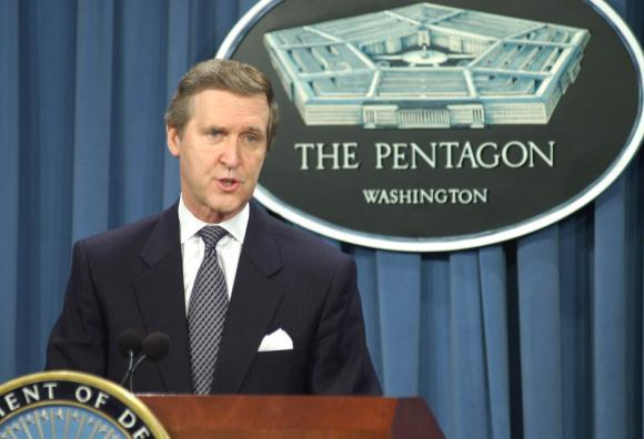 William Cohen, former Secretary of Defense (DoD Photo)
