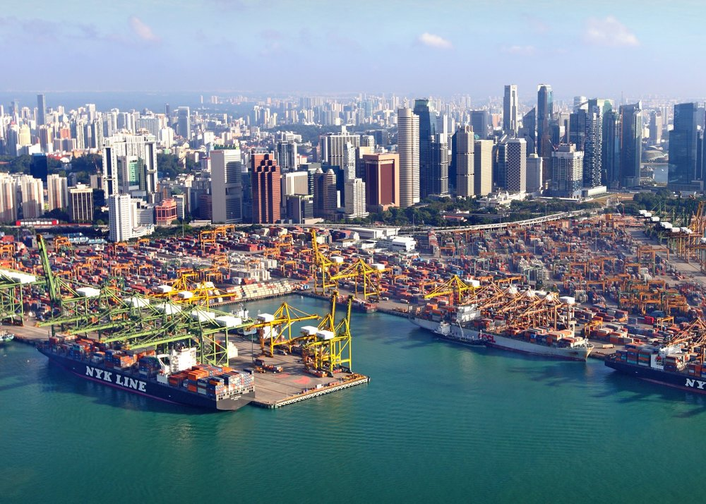 Port of Singapore (Port Strategy)