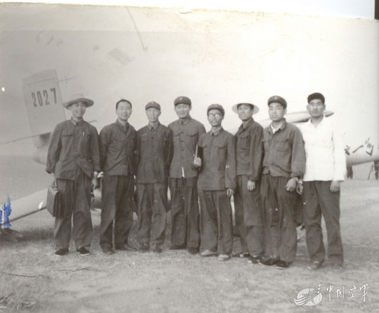 Zhao Xu and His Scientific Team