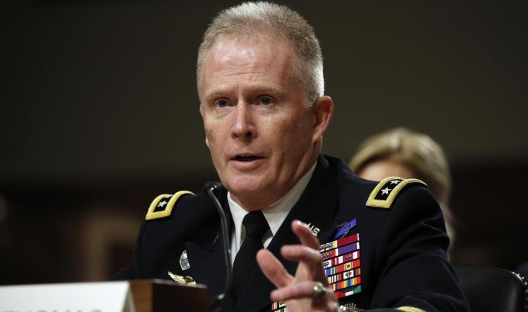 General Raymond Thomas, Commander of U.S. Special Operations Command (Kevin Lamarque/Reuters)