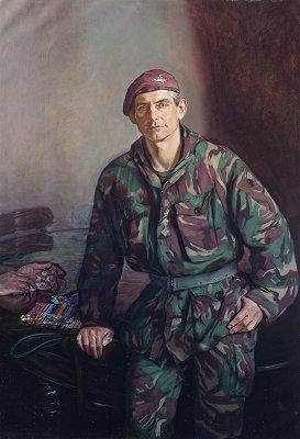 General Sir Rupert Smith,Parachute Regiment (Theo Platt)