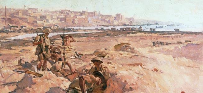 Easter Victory at Tobruk