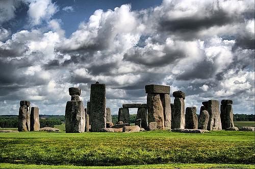 Circle of Stone (Flikr)