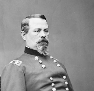 Major General Irvin McDowell (Civil War Trust)