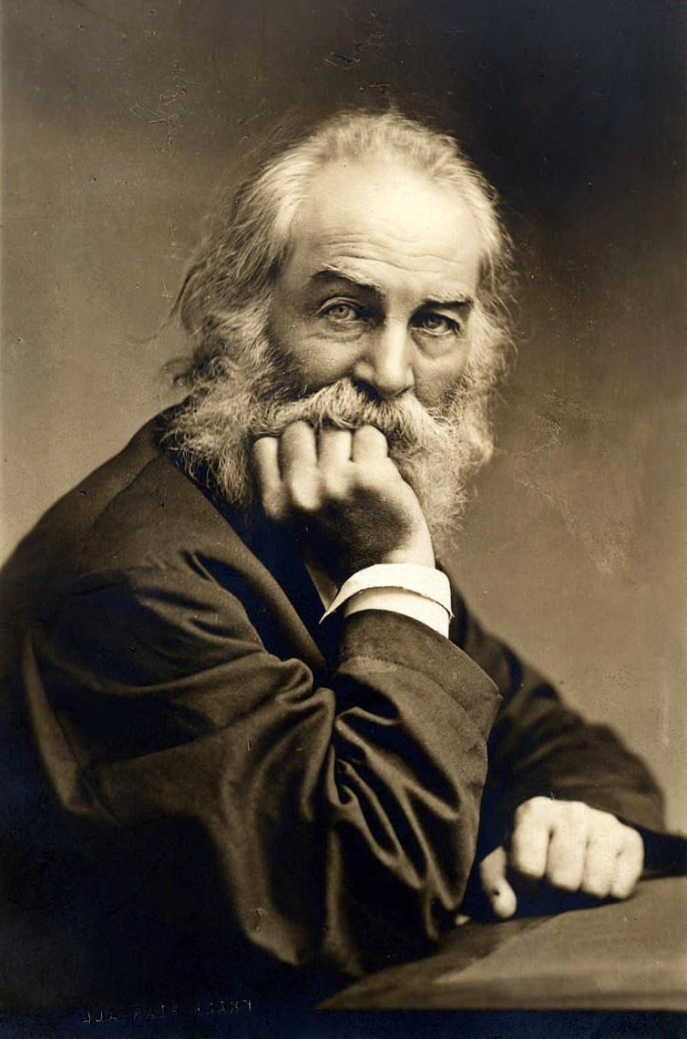 Walt Whitman (Wikimedia)