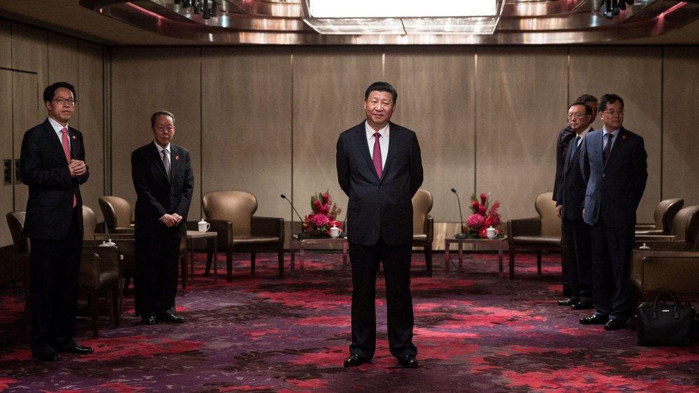 Xi Jinping (Dale De La Rey/Reuters)