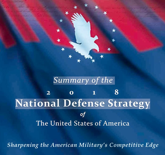 2018 National Defense Strategy (OSD)
