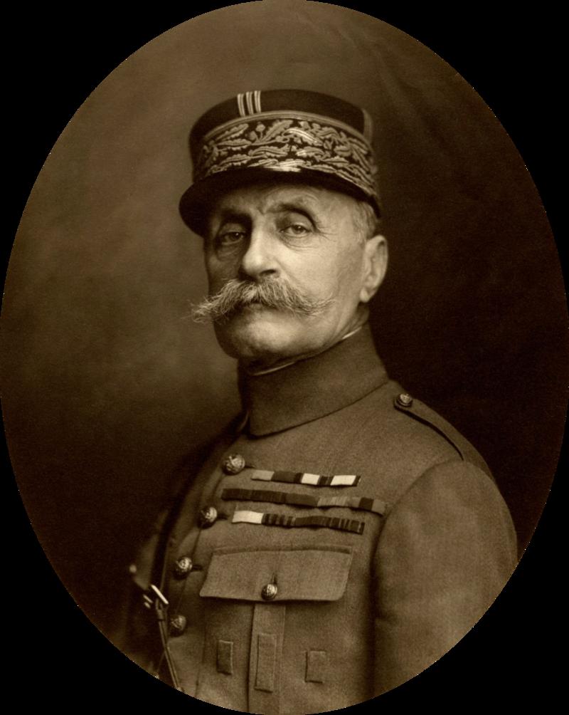 French Marshal Ferdinand Foch (Wikimedia)