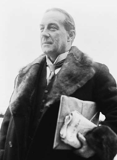 British Prime Minister Stanley Baldwin (Bain News Service/Wikimedia)