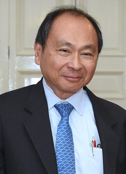 Franacis Fukuyama (Wikimedia)