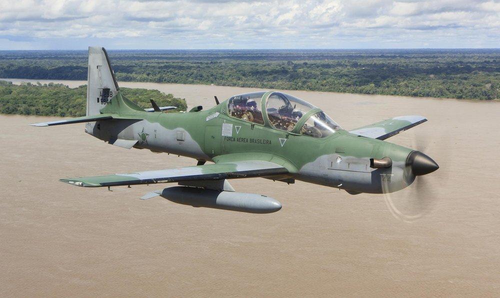 Super Tucano light attack aircraft (Reddit)