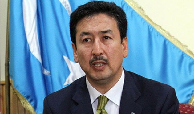Seyit Tümtürk (East Turkistan Reserach Center)