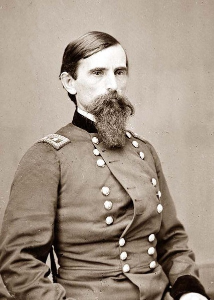 "Major General Lewis ""Lew"" Wallace (Wikimedia)"