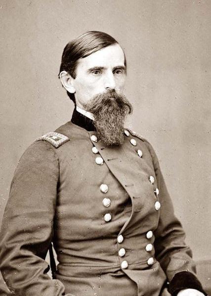 "Major General Lewis ""Lew"" Wallace (Wikimedia)"