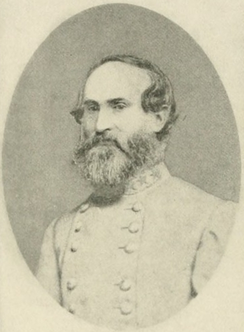 Confederate Lieutenant General Jubal S. Early (Wikimedia)