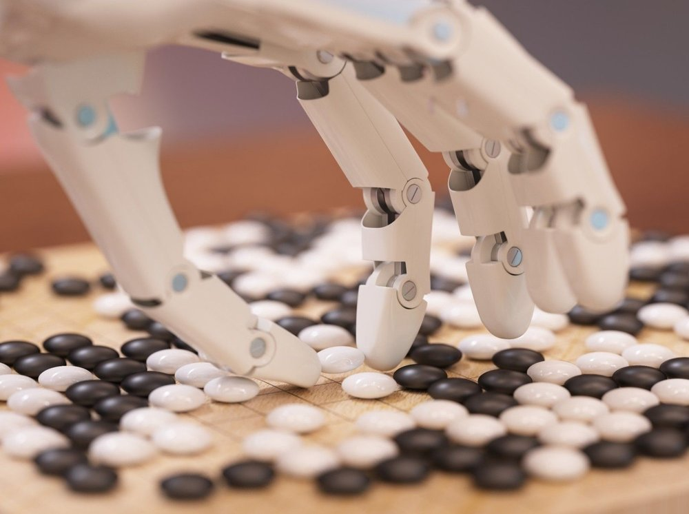 How might artificial intelligence affect the risk and conduct of war? (Pinterest)