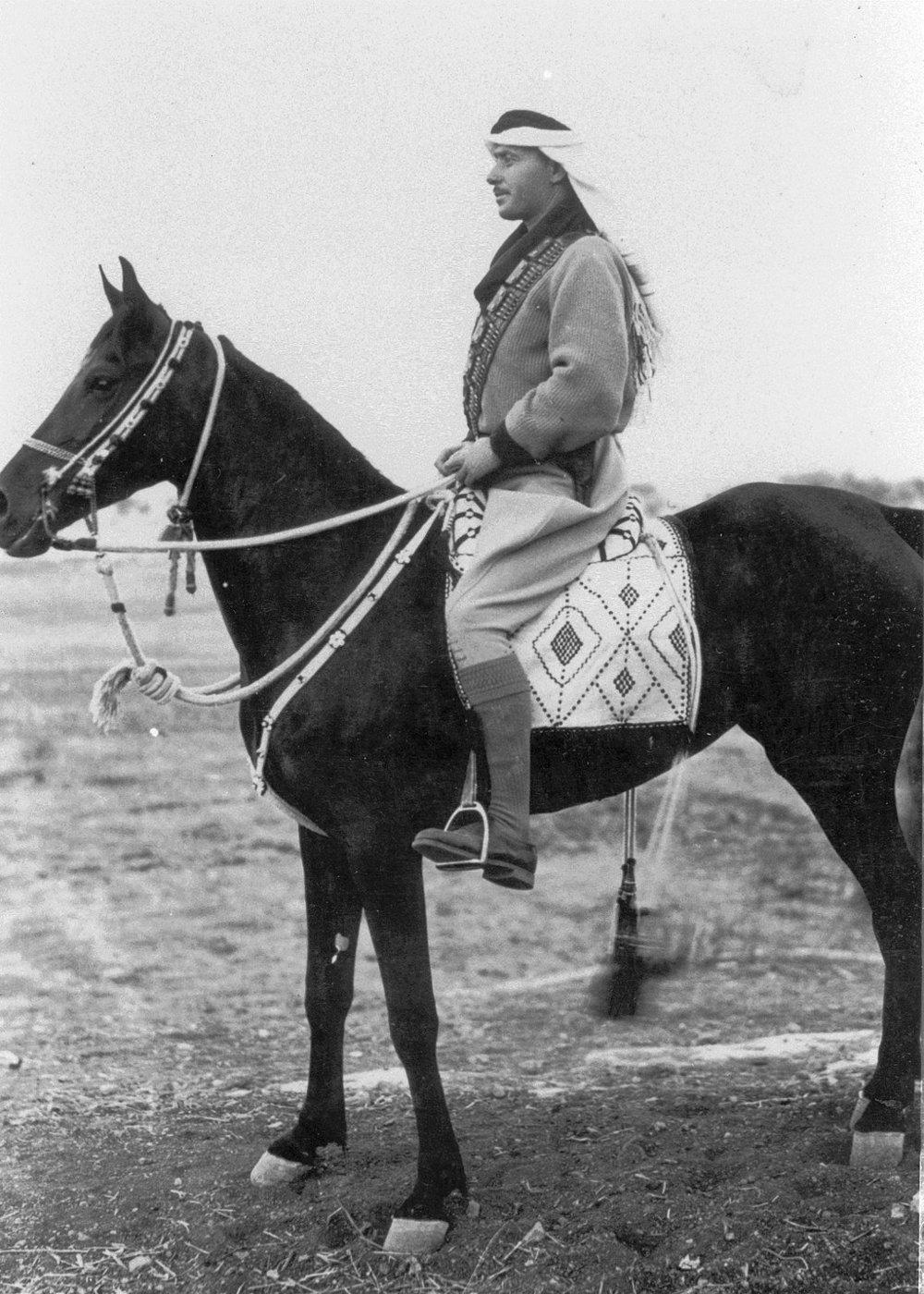 Kaukji, the Arab Liberation Army Commander (The Palmach Archive/Wikimedia)