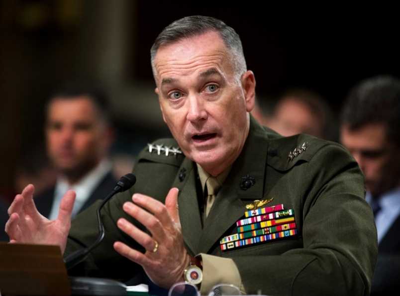 General Joseph Dunford (USNI News)