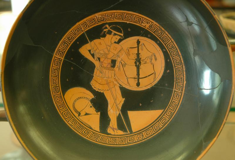A Greek Hoplite (Livius.org)
