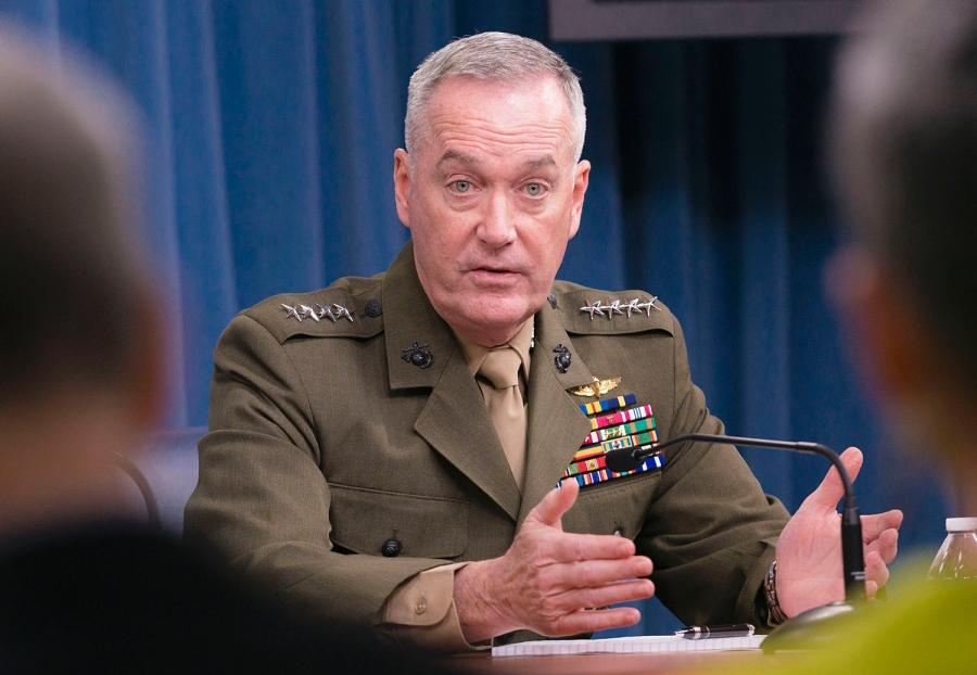 General Joseph Dunford (Sean Harp/U.S. Army Photo)
