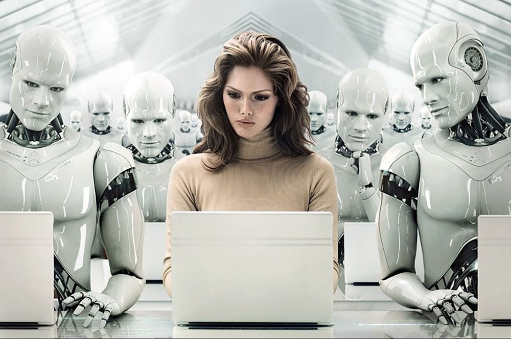 The Role of Humans in the Age of Robots (The Luvo)