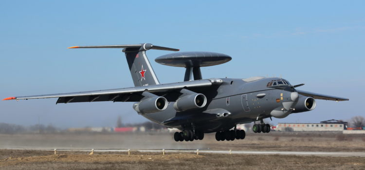 Russian A-50U (War is Boring)