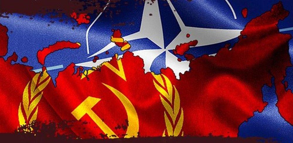 NATO and the Soviet Union (Ganna Naronina)
