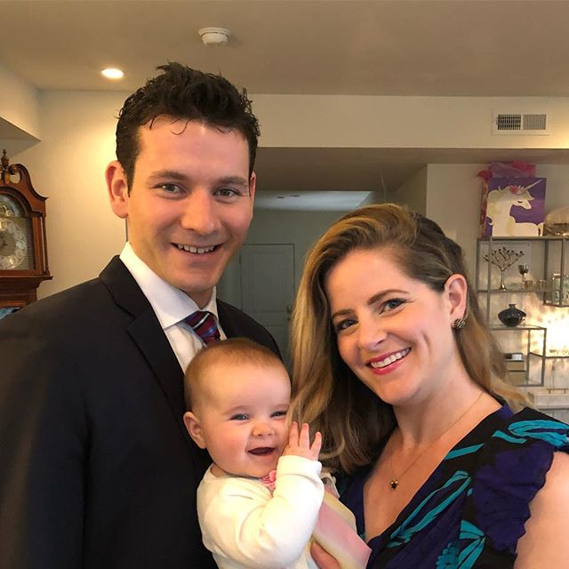 Happy Mother's Day to this amazing new mom, @lizaheavener! She's supported me through business school, cared for our daughter, and worked full-time through this business school journey. I could NOT have done it with you, L! And, I'm excited for whatever comes next with you and Ellie!