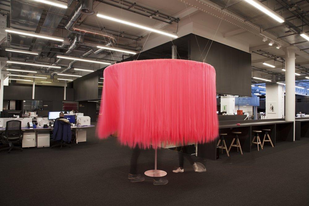 The Pink Fringe