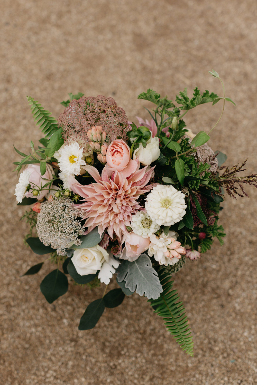 Romantic Sonoma County Redwoods Wedding, Florals By B-Side Farm and Photography By Nirav Patel