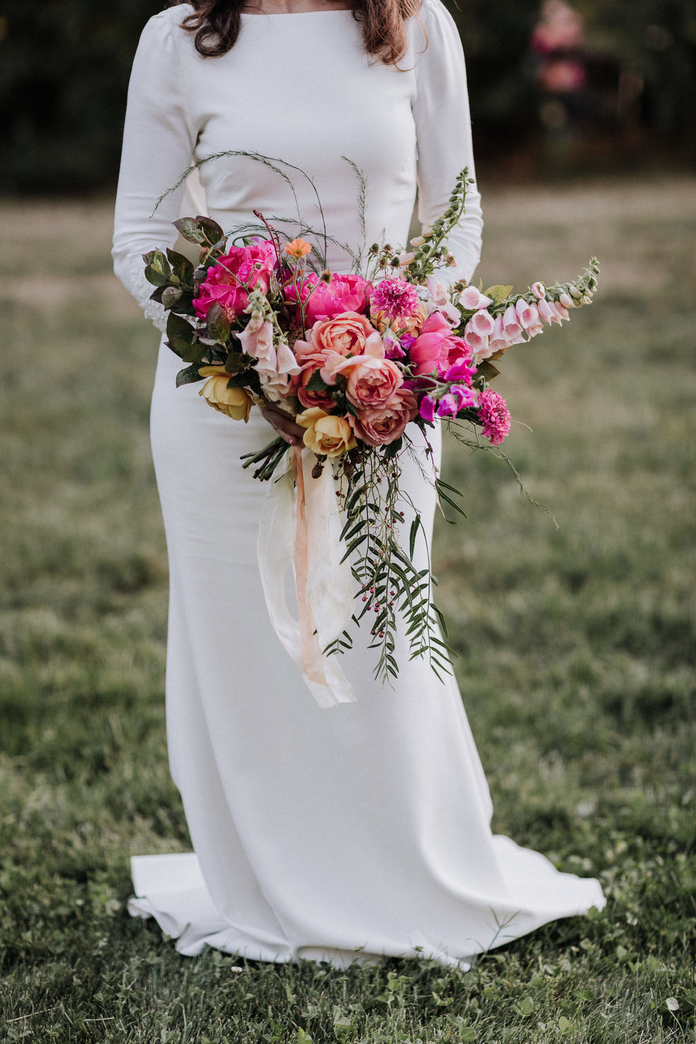 Sebastopol Summer Wedding