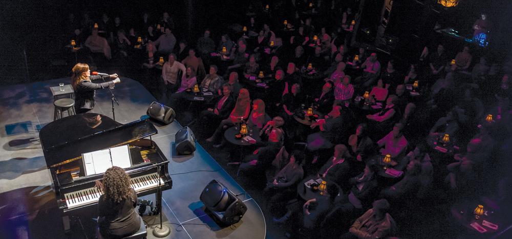 Bridget Ryan's Cabaret, Citadel Theatre 2014