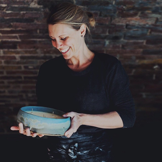 The feature on Stine Dulong behind @skandihus_london is up on wessel.co!  This inspiring woman used to work as a lawyer in the city but did a complete career change and is now working as a ceramicist. #VSCOcam #skandihus #stinedulong #WESSELco #creativelondon