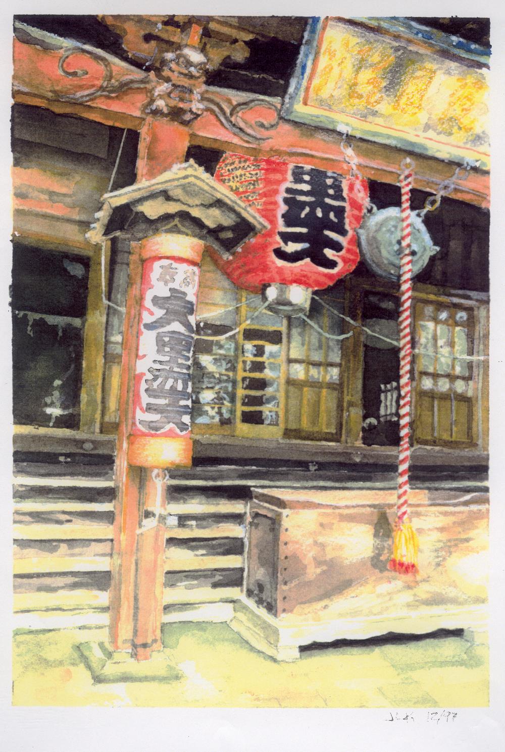 Ueno Temple