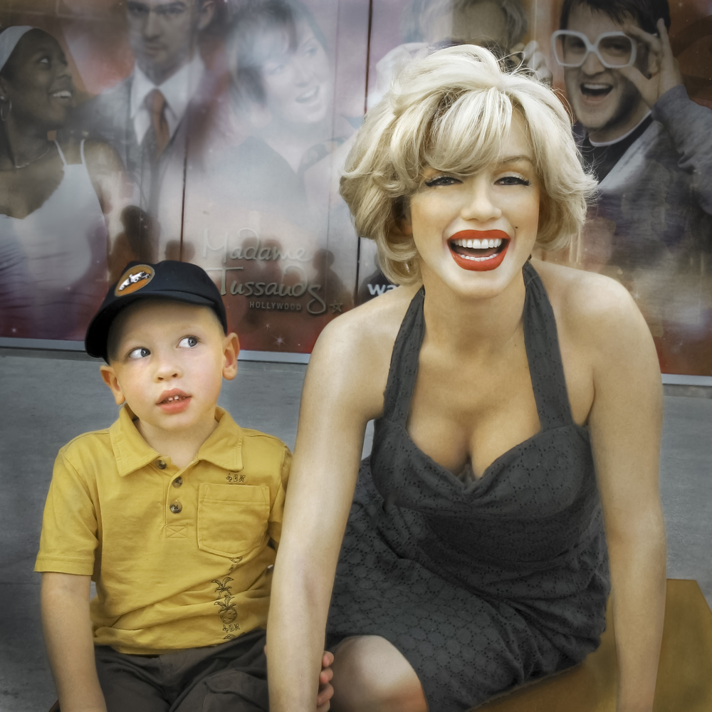 Colin and Marilyn