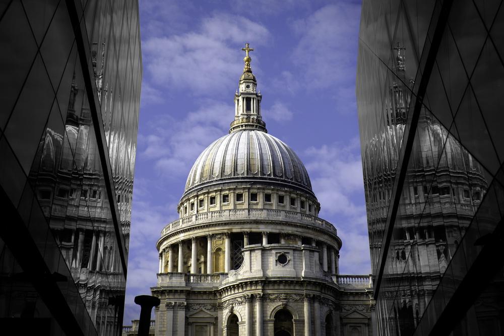 Saint Paul's Reflection 2